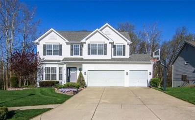 3803 Rocky Mound Drive, Wentzville, MO 63385 - MLS#: 18033344