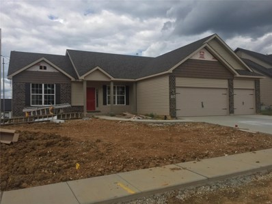 729 Lost Canyon, Wentzville, MO 63385 - MLS#: 18033359