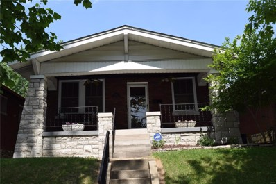 5411 Grace Avenue, St Louis, MO 63116 - MLS#: 18033479