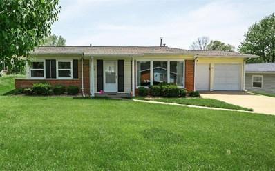 736 Chevron Drive, St Louis, MO 63125 - MLS#: 18033481