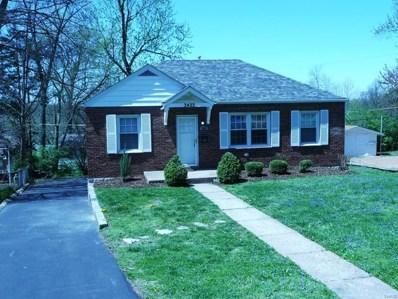 3423 Westridge Lane, St Ann, MO 63074 - MLS#: 18033541