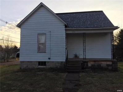 208 Shelby, Gillespie, IL 62033 - MLS#: 18033545