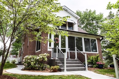 3020 Arlmont, St Louis, MO 63121 - MLS#: 18033557