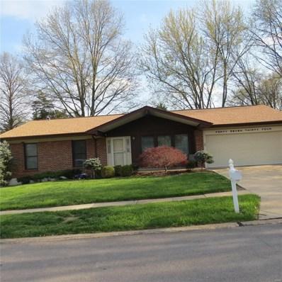 4734 Wickerwood Drive, St Louis, MO 63129 - MLS#: 18033643
