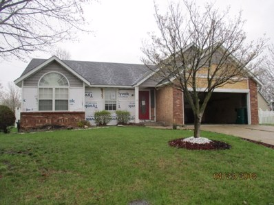 2704 Sandstone Drive, Maryville, IL 62062 - #: 18033644