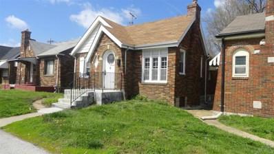 7153 W Florissant Avenue, St Louis, MO 63136 - MLS#: 18033733
