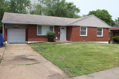 9257 Bellefontaine Road, St Louis, MO 63137 - MLS#: 18033744