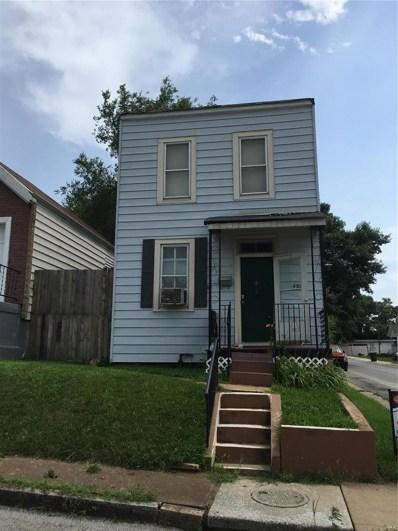 4352 Humphrey, St Louis, MO 63116 - MLS#: 18033798