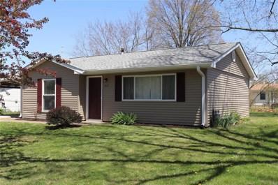 617 Hillside Drive, Bethalto, IL 62010 - #: 18033844