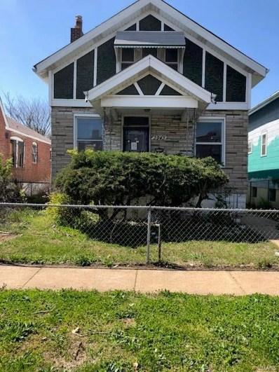 3943 N Euclid Avenue, St Louis, MO 63115 - MLS#: 18033946