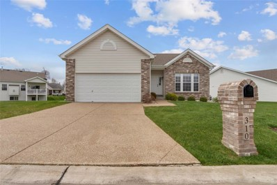 310 Newport Drive, St Peters, MO 63376 - MLS#: 18034151
