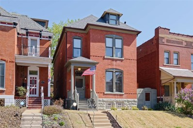 2835 Shenandoah Avenue, St Louis, MO 63104 - MLS#: 18034196