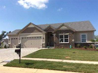 1001 Pine Creek Drive, Wentzville, MO 63385 - MLS#: 18034211