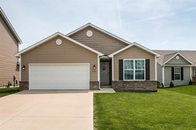 1116 Lear, Mascoutah, IL 62258 - MLS#: 18034352