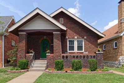 5211 Tholozan Avenue, St Louis, MO 63109 - MLS#: 18034454