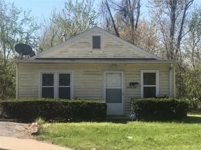 3 W 20th Street, Alton, IL 62002 - MLS#: 18034495