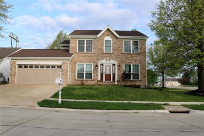 9301 Southtowne Farms Drive, St Louis, MO 63123 - MLS#: 18034535