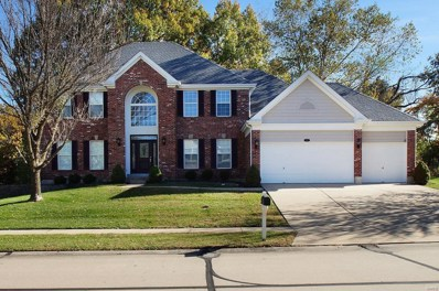 556 Autumn Bluff Drive, Ellisville, MO 63021 - MLS#: 18034612