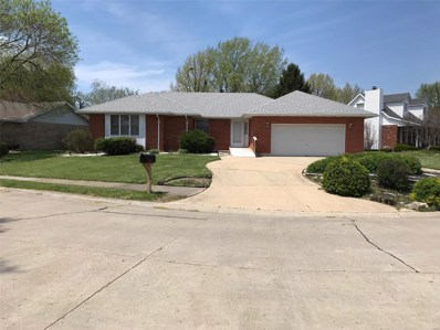 1726 Meadow Lane, Edwardsville, IL 62025 - #: 18034623