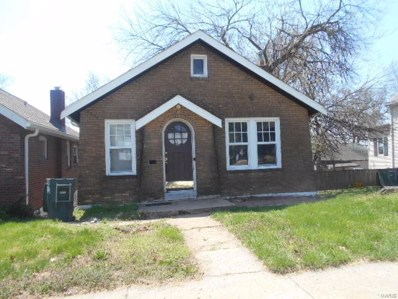 6428 Odell, St Louis, MO 63139 - MLS#: 18034662