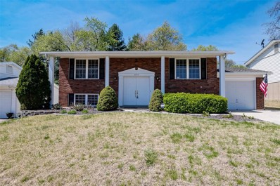 2347 Wesglen Estates Drive, Maryland Heights, MO 63043 - MLS#: 18034695