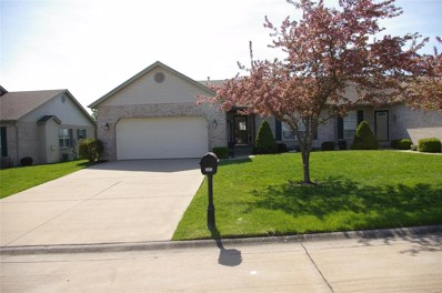 4563 Elk Meadows, Smithton, IL 62285 - MLS#: 18034745