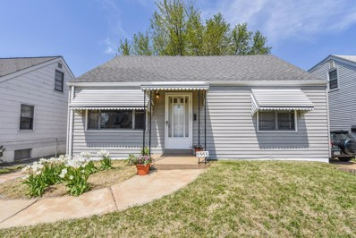 5555 Arthur Avenue, St Louis, MO 63139 - MLS#: 18034794