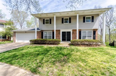 1146 Dutch Hollow Drive, Chesterfield, MO 63017 - MLS#: 18034811
