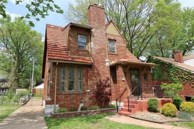 7219 Dorset Avenue, St Louis, MO 63130 - MLS#: 18034818
