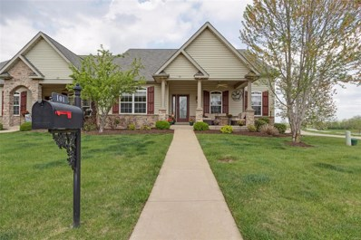 101 Scenic Pass Drive, St Peters, MO 63376 - MLS#: 18034930