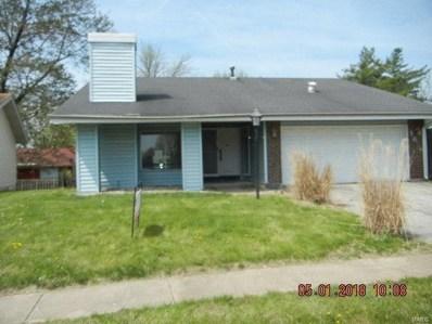 1695 Woodman Drive, Florissant, MO 63031 - MLS#: 18035049