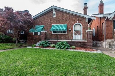 5619 Finkman Street, St Louis, MO 63109 - MLS#: 18035069