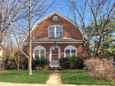 802 Holland Avenue, St Louis, MO 63119 - MLS#: 18035130