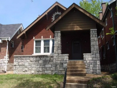 5245 Delor Street, St Louis, MO 63109 - MLS#: 18035238