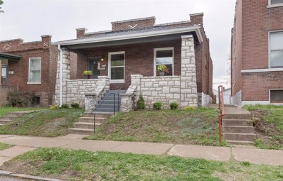 3723 Hydraulic Avenue, St Louis, MO 63116 - MLS#: 18035282