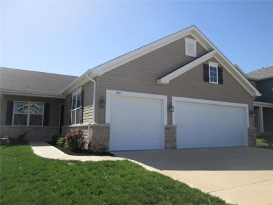 607 Lazy River Court, St Paul, MO 63366 - MLS#: 18035346