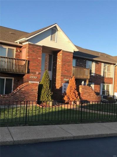 2550 Coppergate Square UNIT A, St Louis, MO 63129 - MLS#: 18035406