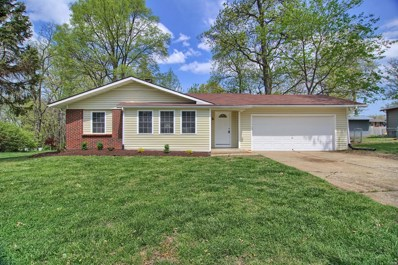 15 Jaquetta, St Peters, MO 63376 - MLS#: 18035415