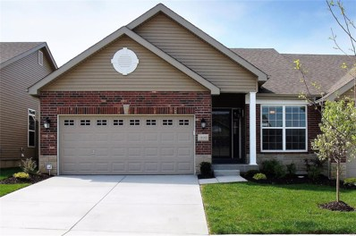 16162 Amber Vista Drive, Ellisville, MO 63021 - MLS#: 18035427