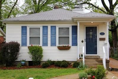 444 Longfellow Avenue, Kirkwood, MO 63122 - MLS#: 18035432