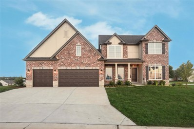 500 Upper Ridgepointe Court, Lake St Louis, MO 63367 - MLS#: 18035509