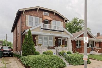 4242 Louisiana Avenue, St Louis, MO 63111 - MLS#: 18035523