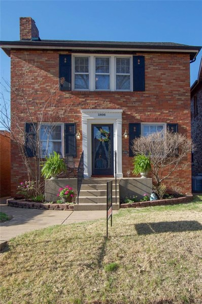5806 Delor, St Louis, MO 63109 - MLS#: 18035558