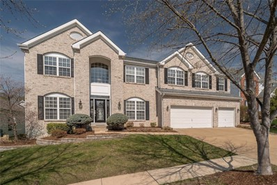 1043 Nooning Tree Drive, Chesterfield, MO 63017 - MLS#: 18035583
