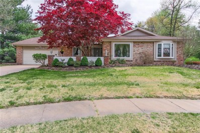 1871 Clover Ridge Court, Chesterfield, MO 63017 - MLS#: 18035620