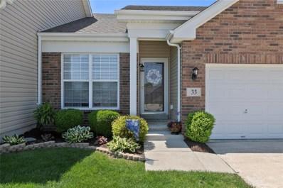 33 Sommer Circle Drive, O\'Fallon, MO 63368 - MLS#: 18035781