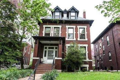 3929 Flora Place, St Louis, MO 63110 - MLS#: 18035794