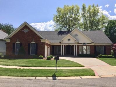 1302 Oaktree Estates Court, Chesterfield, MO 63017 - MLS#: 18035931