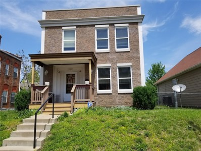 3121 Sheridan Avenue, St Louis, MO 63106 - MLS#: 18035996