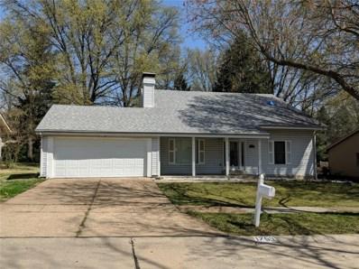 1759 Woodstream Drive, St Louis, MO 63138 - MLS#: 18036043